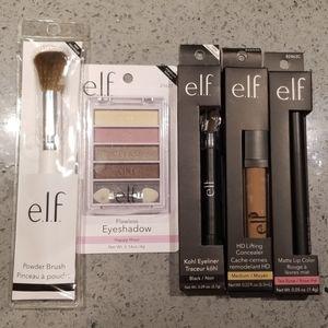 NWT ELF Cosmetics Eyeshadow Eyeliner